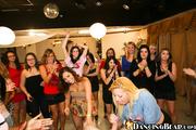 huge banquet party