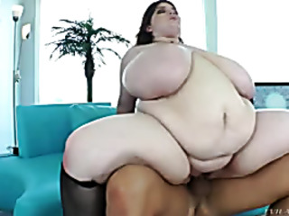brown haired bbw with