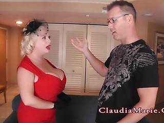 big fake tits blonde