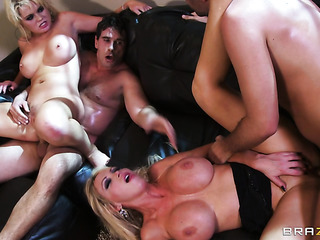 two superb babes with