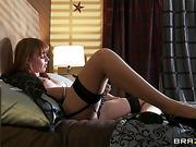 business, hardcore, redhead, sex toys