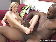 ass, blonde, interracial, tight