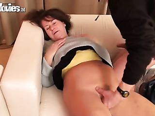 mature and kinky she