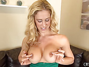 babe green top and
