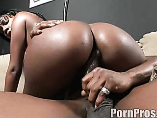 oiled ebony with amazing