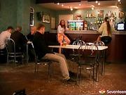 bar, hardcore, public, teen