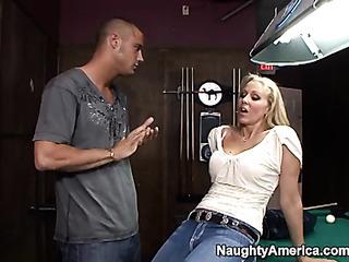 beautiful tight blonde juicy