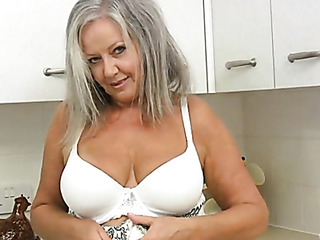 old but naughty mom