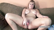 freaky chubby blonde momma