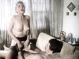 blonde with amazing round