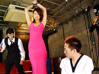 ginger japanese hottie stockings
