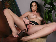 Veruca James big black cock