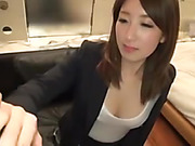 hot japanese babe with