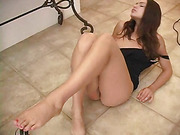 leticia foot fetish scenes