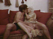 A stunning group of three becomes quite amorous when left to explore fantasies.
