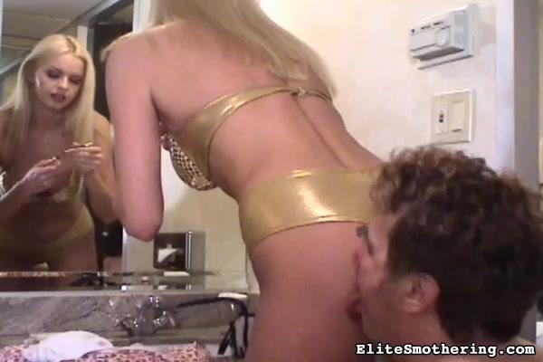 Ass slave xxx
