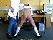 Doctor tells his young patient that she is a bad girl