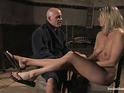 ass, bondage, tight, wet