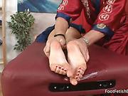 cunt, feet, foot, lady