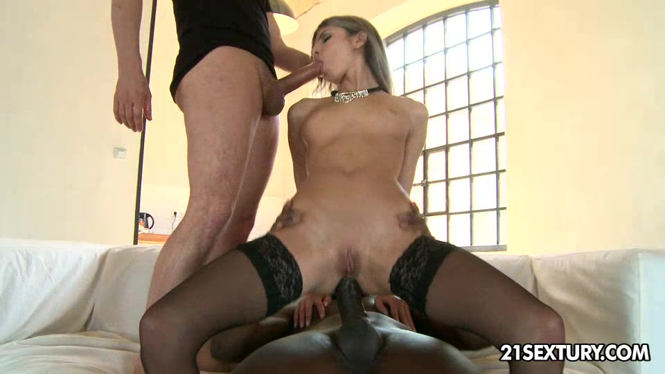 That interrupt hot clips threesome high heels grayvee could not