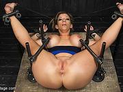 bitch, bondage, tits, toes