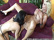individual model, lick, massage, tits