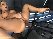 ass, fucking machines, porn, tits