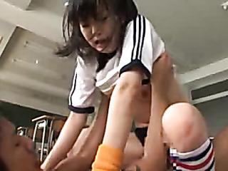 sexy japanese school girl