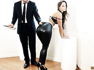 hot ass bitch poses