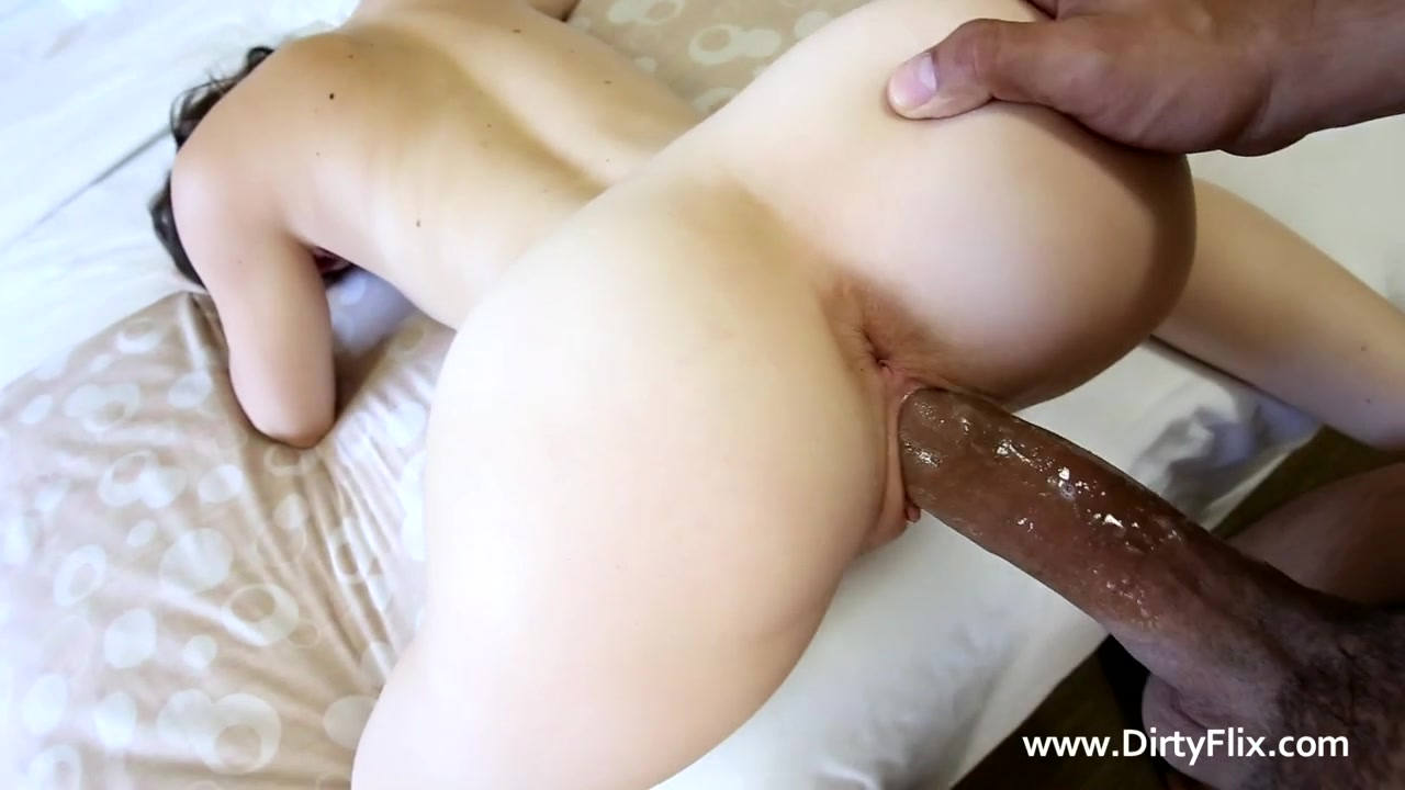 Playful Young Miss Gets A Great Bareback Fuck During Casting.