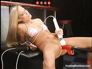big boobed blondie gets