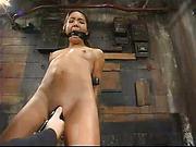 beautiful, bondage, tanned, tight