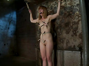 bondage, goddess, screaming, thin
