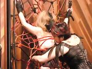 redhead mature mistress whips