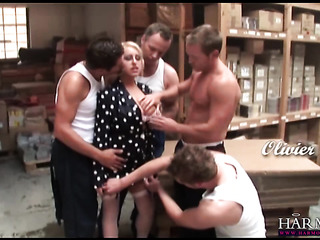 sexy glasses blondie experiences