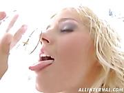 blonde, hardcore, kinky, pussy