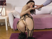 anal, old and young, shaved, stockings