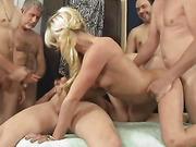 blonde, hardcore, slut, sucking
