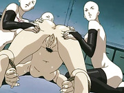 bound and gagged anime