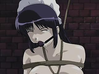 japanese anime slut gets