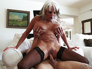 nasty old bitch with
