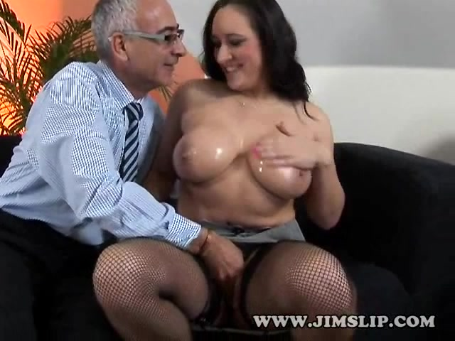 Jim slip cum shots