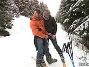 amateur, gay, snow, white