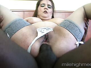 cute brunette bbw white