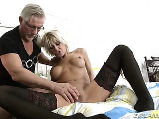 mature slut with pierced