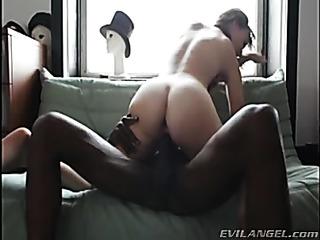 hot brunette slut double