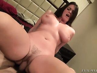 big titty slut rubs