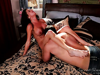 wild and busty milf