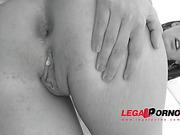 anal juice, hardcore, slut, tattoo