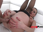 anal, hardcore, pussy gape, pussy licking